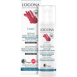Logona Organic Couperose Moisture Serum  Day & Night 30ml