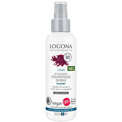 Logona Organic Cooling Couperose Facial Spray Silidine 125ml