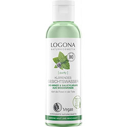 Logona Organic Clarifying Facial Toner (Mint & Salicylic Acid) 125ml