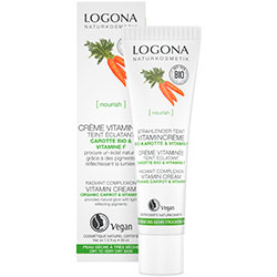 Logona Organic Complexion Optimizing Vitamin Face Cream 30ml