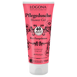 Logona Organic Shower Gel (Grapefruit) 200ml