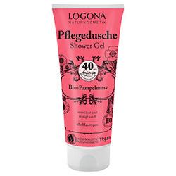 Logona Organic Shower Gel (Grapefruit & Aloe Vera) 200ml