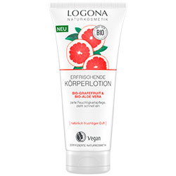 Logona Organic Handcream (Grapefruit & Aloe Vera) 50ml