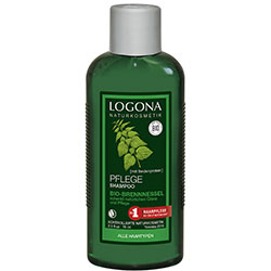 Logona Organic Shampoo (Nettle Essential Care) 75ml