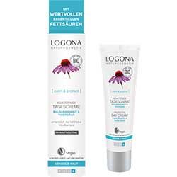 Logona Organic Protective Day Cream 30ml