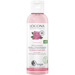 LOGONA Organic Nourishing Micellar Water (Damask Rose) 125ml