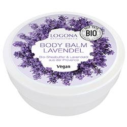 Logona Organic Body Balsam (Lavender & Sheabutter) 200ml