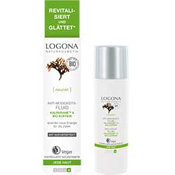 Logona Organic Anti Fatigue Fluid 30ml