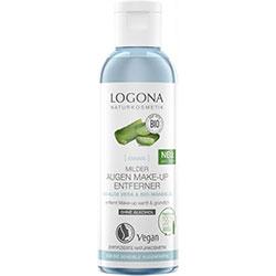 Logona Organic Classic Mild Eye Make-up Remover (Aloe & Almond) 125ml