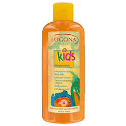 Logona Organic KIDS Body Milk 200ml