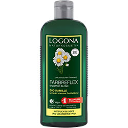 Logona Organic Shampoo (Chamomile Colour Care) 250ml