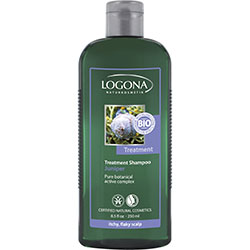 Logona Organic Shampoo (Anti-Dandruff, Juniper Oil) 250ml