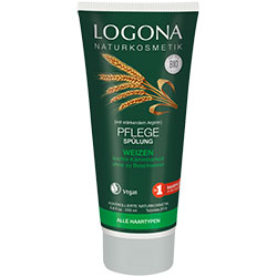 Logona Organic Wheat Protein Hair Conditioner 200ml
