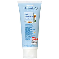 Logona Organic Calendula Baby Care Cream 100ml