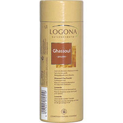 Logona Organic Lavaerde Rhassoul Clay Powder 300g