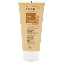 Logona Organic Rhassoul Patchouli Wash Cream 200ml