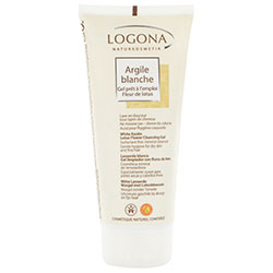 Logona Organic White Kaolin Lotus Flower Wash Cream 200ml