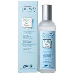 Logona Organic Pure Deospray (Sensitive & Irritable Skin) 100ml