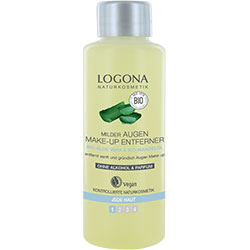 Logona Organic Aloe Vera & Almond Eye Make-up Remover 100ml