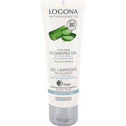 Logona Organic Aloe Vera Cleansing Gel 100ml