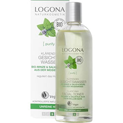 Logona Organic Clarifying Mint Facial Toner 125ml