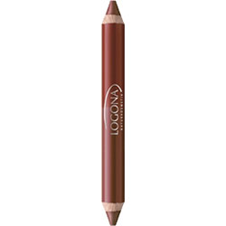 Logona Organic Double Lip Pencil (02 Chestnut)