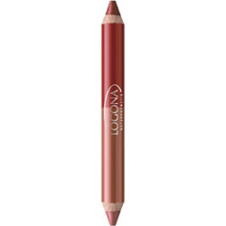 Logona Organic Double Lip Pencil (05 Ruby Red)