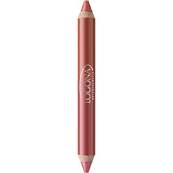 Logona Organic Double Lip Pencil (07 Cherry)