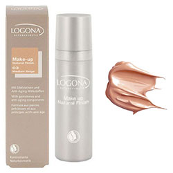Logona Organic Foundation (Natural Finish) (03 Medium Beige)