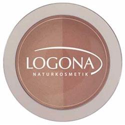 Logona Organic Blush (03 Beige & Terracotta)