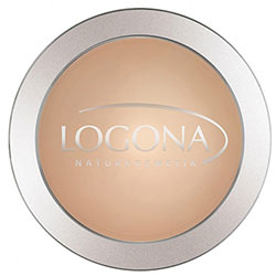 Logona Organic Face Powder (02 Medium Beige)