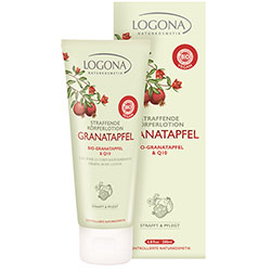Logona Organic Body Lotion (Pomegranate & Q10) 200ml