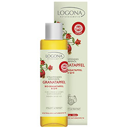 Logona Organic Firming Body Oil (Pomegranate & Q10) 100ml