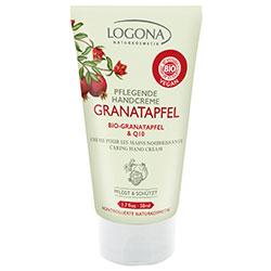 Logona Organic Hand Cream (Pomegranate & Q10) 50ml