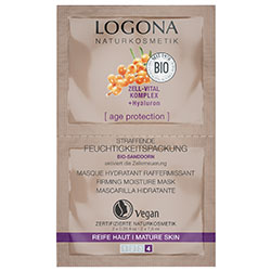 Logona Organic Age Protection Moisture Treatment Mask 2x7,5ml