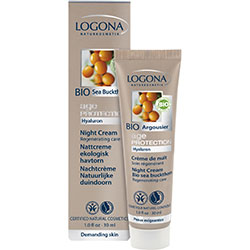 Logona Organic Age Protection Night Cream 30ml