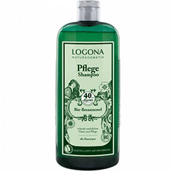 Logona Organic Shampoo (Nettle Essential Care) 500ml