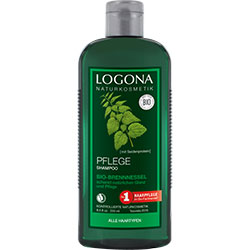 Logona Organic Shampoo (Nettle Essential Care) 250ml