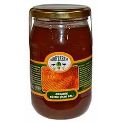 MorTarım Organic Flower Honey 450g