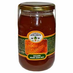 MorTarım Organic Flower Honey 850g