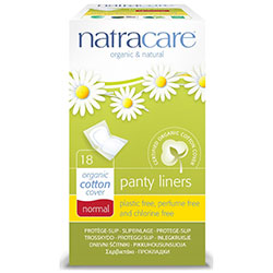 Natracare Organic Pads (Normal, Panty Liner) 18 Pcs
