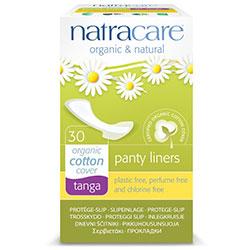 Natracare Organic Tanga Liners 30 Pcs