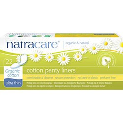 Natracare Organic Pads (Ultra Thin Liners) 22 Pcs