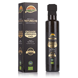 Naturelya Organic Nigella Seed Oil 250ml