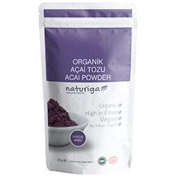 Naturiga Organic Acai Powder 50g
