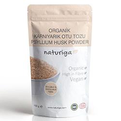 Naturiga Organic Psyllium Husk Powder 100g