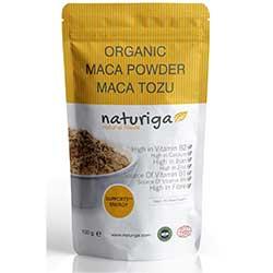 Naturiga Organic Maca Powder 100g