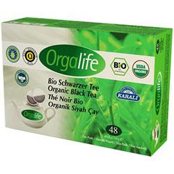 Karali Orgalife Black Tea (48 Tea Bag For Pot)