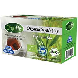 Karali Orgalife Black Tea (20 Tea Bag)