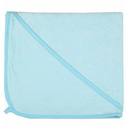 OrganicKid Bath Towel (Blue)